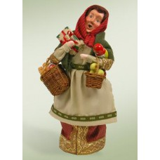 TEMPORARILY OUT OF STOCK - Byers Choice Russian Woman