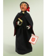 Byers Choice Salvation Army Woman