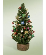 Byers Choice Light Up Christmas Tree