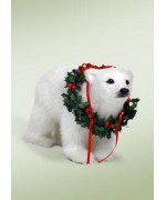 Byers Choice Polar Bear Cub