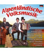 German CD'  Alpenlandische Volksmusik