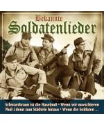 Music CDs Bekannte Soldatenlieder
