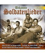 Music CDs'</BR> Bekannte Soldatenlieder Vol 2