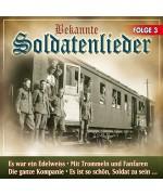 Music CDs'</BR> Bekannte Soldatenlieder Vol 3