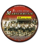 Music CDs'</BR> Marschmusik