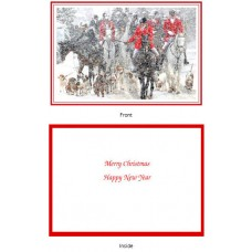 Christmas-Card 2009 Middleburg Virginia 10 cards