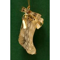 Elegant Stocking Chem Art - TEMPORARILY OUT OF STOCK