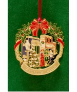 TEMPORARILY OUT OF STOCK - Our Holiday Town Middleburg Chem Art