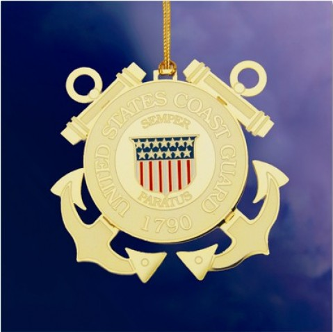 Coast Guard Chem Art