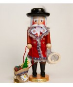 TEMPORARILY OUT OF STOCK - Swiss Santa Christmas Legends Series Christian Steinbach