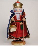 TEMPORARILY OUT OF STOCK Czech Santa Christmas Legends Series Christian Steinbach
