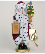 Pear Tree Santa 12 Days of Christmas 1st in Series Christan Steinbach