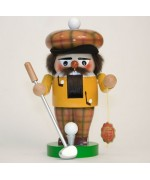 TEMPORARILY OUT OF STOCK <BR><BR> 'Chubby Golfer' Christian Steinbach