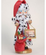 TEMPORARILY OUT OF STOCK Thomas Kinkade Santa' Christian Steinbach
