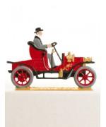 NSU Motor Car, 1906' Standing Pewter BABETTE SCHWEIZER