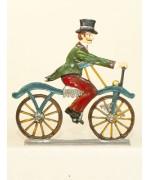 Lever Trolley (Compterz) 1822' Standing Pewter BABETTE SCHWEIZER