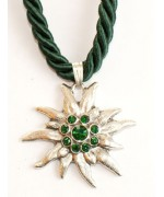 Swarovski Edelweiss Necklace - Irish