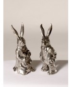 TEMPORARILY OUT OF STOCK <BR><BR>  Vagabond House Salt & Pepper Shakers
