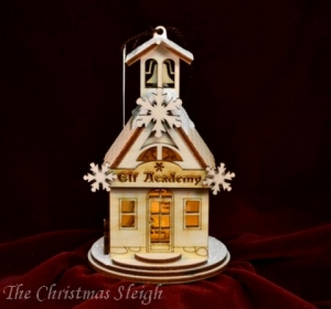 Elf Academy Ginger Cottages - TEMPORARILY OUT OF STOCK