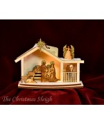 Ginger Nativity Ginger Cottages