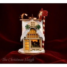 Polar Post Office Ginger Cottages - TEMPORARILY OUT OF STOCK