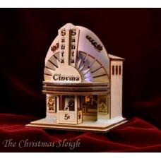 Santa Cinema  Ginger Cottages
