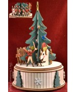Parade of the Wooden Soldiers  Ginger Cottages  Music Boxes
