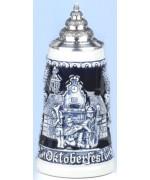 Oktoberfest' OKTOBERFEST 0,4 L. Beer Stein