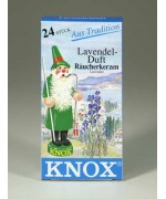 TEMPORARILY OUT OF STOCK - German 'LAVENDER'   Incense Cones Raeucherkerzen