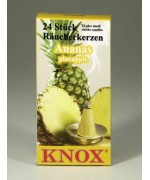 German 'PINEAPPLE'  Incense Cones Raeucherkerzen