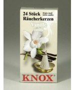 German 'VANILLA' Incense Cones Raeucherkerzen