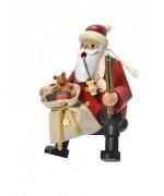 KWO Smokerman Bearded Santa Claus