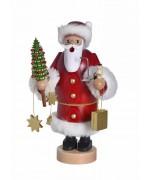 KWO Smokermen Christmas Gift Giving Santa