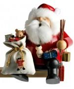 "KWO Smokermen Christmas 'Sitting Santa with Gifts"""