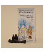 TEMPORARILY OUT OF STOCK - Tradition of the Erzgebirge Christmas Incense Cones