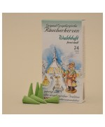 TEMPORARILY OUT OF STOCK - Tradition of the Erzgebirge Forest Incense Cones