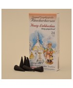 NEW - Tradition of the Erzgebirge Honey Gingerbread Incense Cones