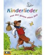 TEMPORARILY OUT OF STOCK - Kinderlieder aus der guten alten Zeit with CD