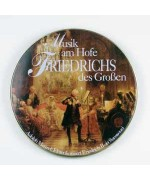 TEMPORARILY OUT OF STOCK - BRISA German CD MUSIK AM HOFE FRIEDRICHS DES GROSSEN