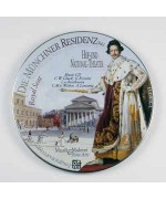 TEMPORARILY OUT OF STOCK - BRISA German CD DIE MUENCHNER RESIDENZ VOL.1