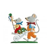 Mice with Wheelbarrows Wilhelm Schweizer