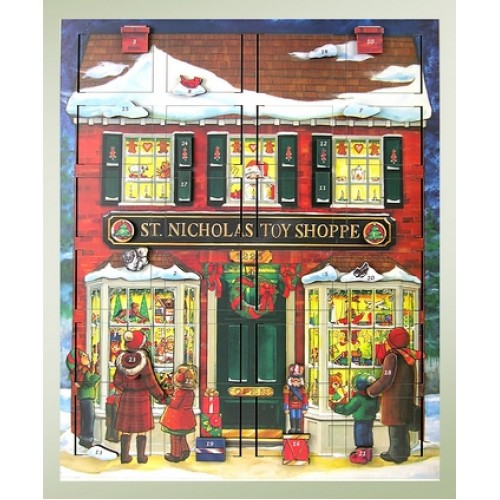 Byers Choice Musical Advent Calendar