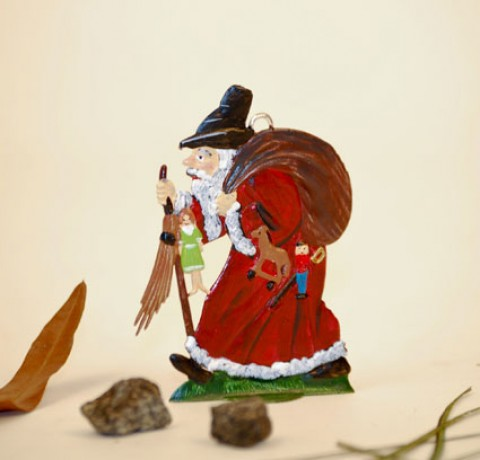 TEMPORARILY OUT OF STOCK <BR><BR> 'Old Santa Claus' BABETTE SCHWEIZER