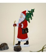 TEMPORARILY OUT OF STOCK - Santa with Tree BABETTE SCHWEIZER