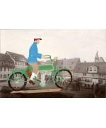 Opel Motorrad 1905' Standing Pewter BABETTE SCHWEIZER