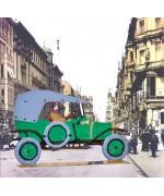 Wanderer Puppchen 1912' Standing Pewter BABETTE SCHWEIZER