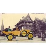 Audi Alpensieger 1925' Standing Pewter BABETTE SCHWEIZER