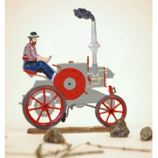 Lanz Traktor 1924' Standing Pewter BABETTE SCHWEIZER