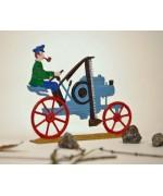 Kramer Bulldog 1927' Standing Pewter BABETTE SCHWEIZER