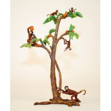 Vienna Bronze 'Monkey Tree' - TEMPORARILY OUT OF STOCK